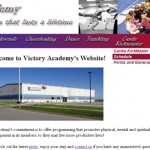 Victory Academy Web Design